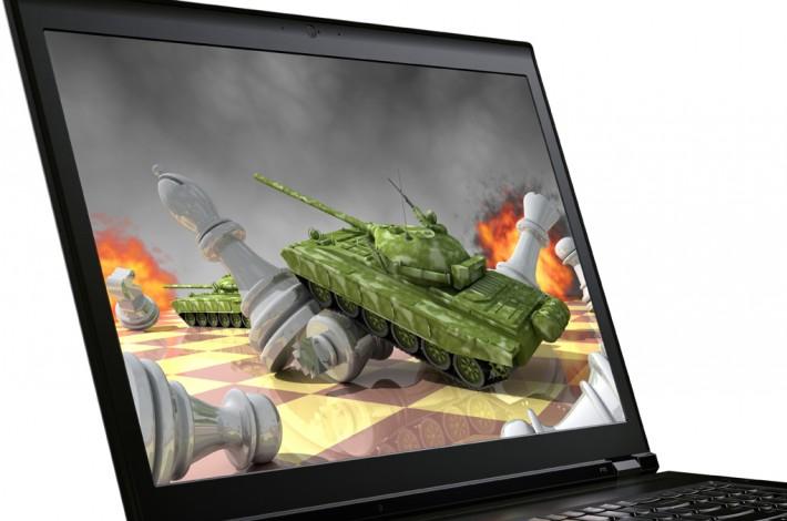 Lenovo ThinkPad P70 – mobilna stacja graficzna