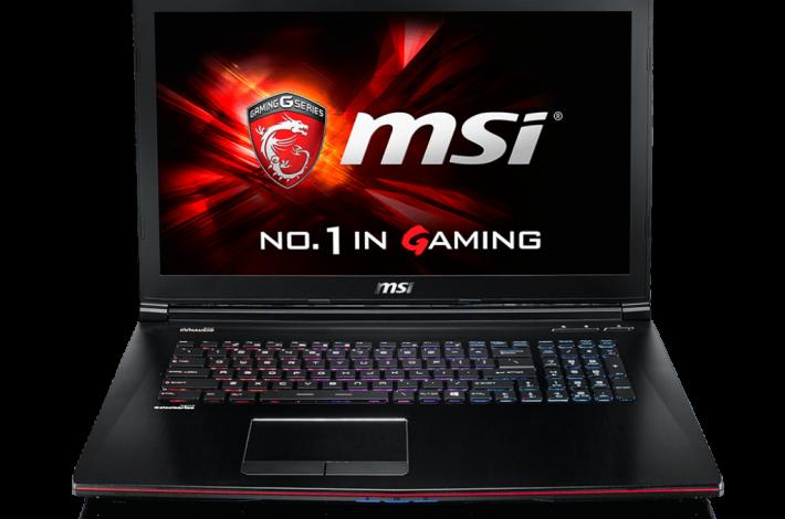 MSI GP62 wydajny i w dobrej cenie