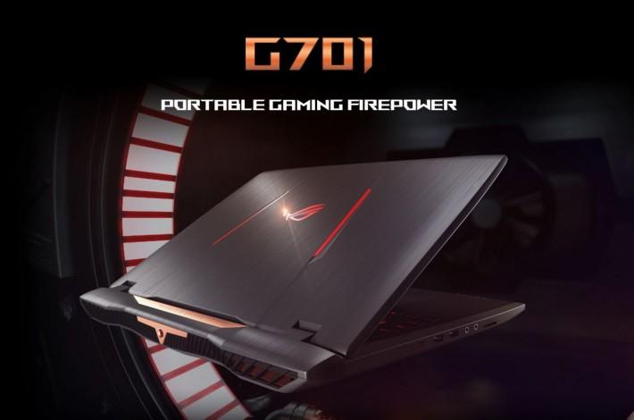 Laptopy dla graczy – mocna propozycja