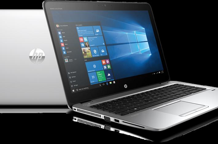 Laptopy HP EliteBook – najbardziej profesjonalne