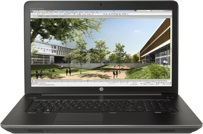 ZBook 15 G3 – przenośna stacja robocza dla wymagających użytkowników