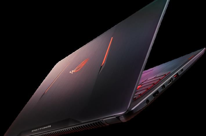 Laptopy Asus ROG – najlepszy sprzęt do gier