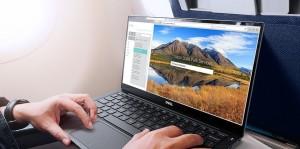Dell XPS 13 9380 to propozycja dla osób poszukujących wydajnego notebooka do pracy i biznesu w kompaktowych rozmiarach